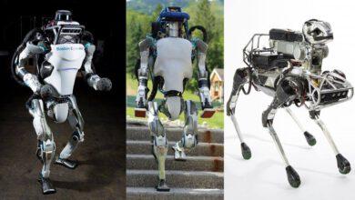 Photo of İnsana benzeyen dinamik robotlar