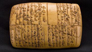 Photo of Eski yazıtlar ve Astronomi