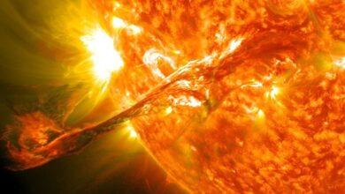 Photo of Güneşte Solar Patlama
