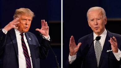 Photo of Biden' ciler mi? Trump' çılar mı?